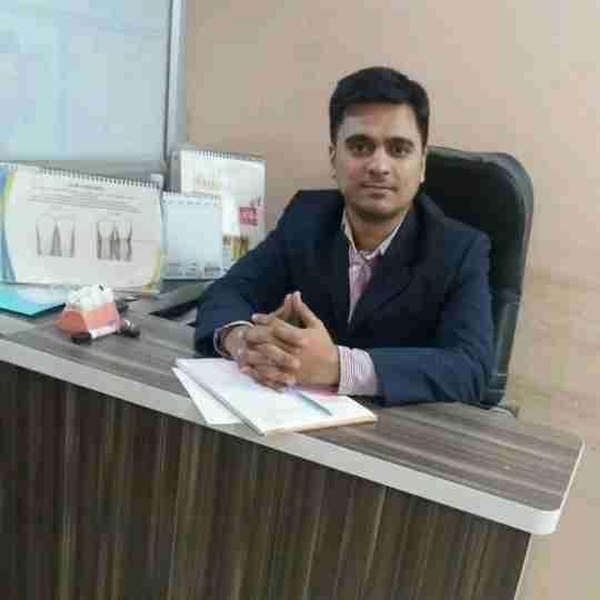 Dr. Rutvij Upadhyay's profile on Curofy