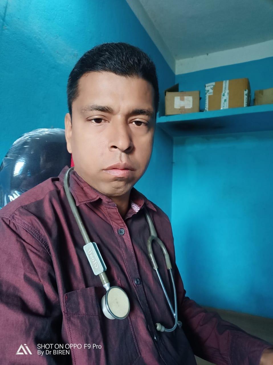 Dr. Biren Sahoo