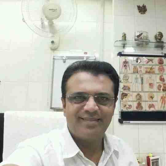 Dr. Dipak Soni's profile on Curofy