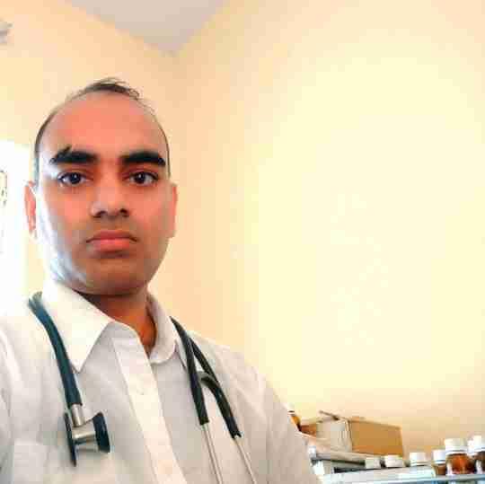 Dr. Anil Kuldeep's profile on Curofy