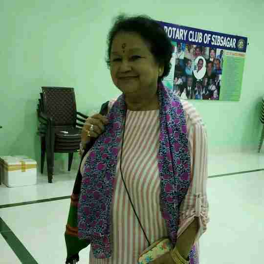 Dr. Beena Pani Hazarika's profile on Curofy