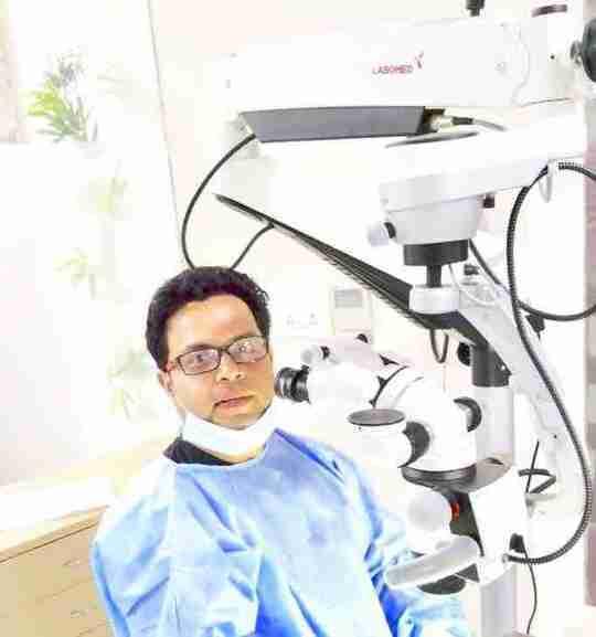 Dr. Ashish Vaish's profile on Curofy