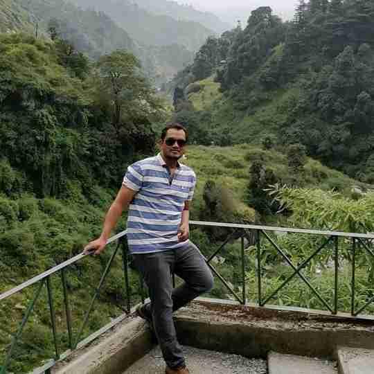 Dr. Jayaram Vinay's profile on Curofy