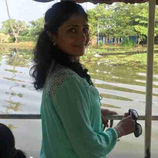Dr. Geeta B's profile on Curofy