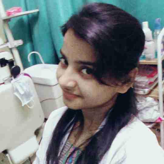 Dr. Diksha Verma's profile on Curofy