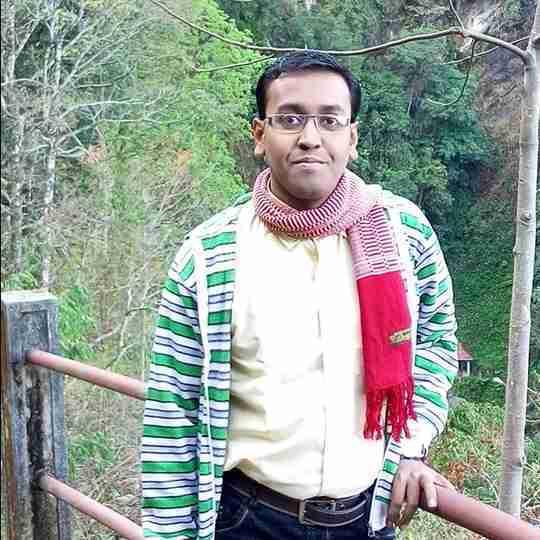 Dr. Kajal Kumar Sadhukhan's profile on Curofy