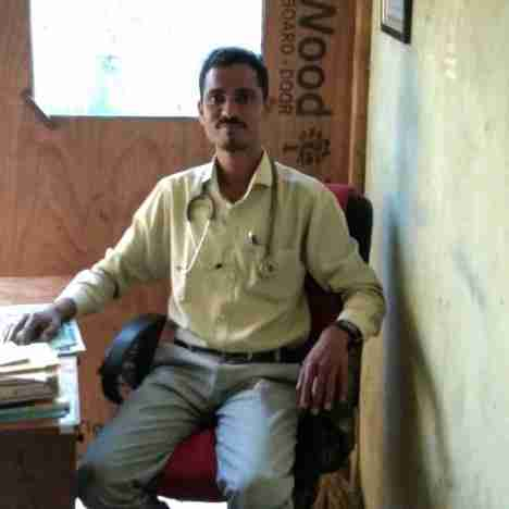 Dr. Krishna Nagre's profile on Curofy
