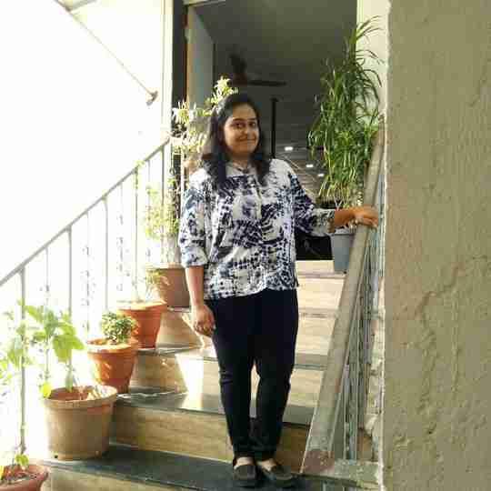 Ishani Bhave's profile on Curofy