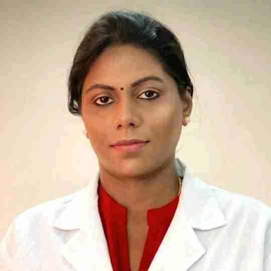 Dr. Karthigayeni R's profile on Curofy