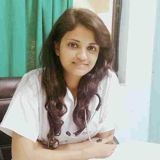 Dr. Bhagyalaxmi Solanke's profile on Curofy