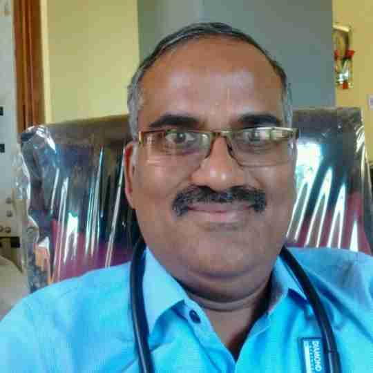 Dr. Muralikrishna R's profile on Curofy