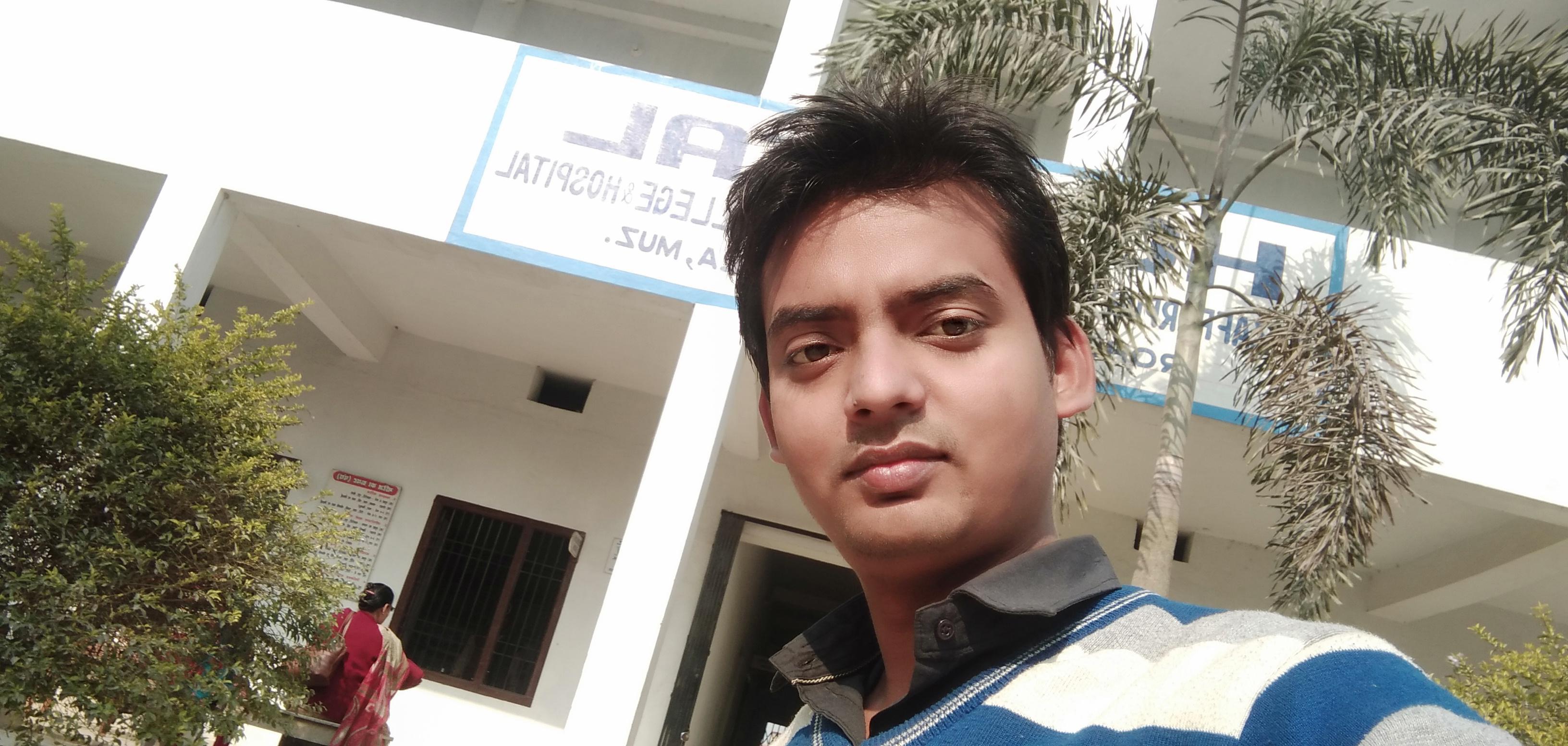 Dr. Abhyuday Kumar's profile on Curofy
