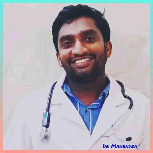 Dr. Mahendra . O's profile on Curofy