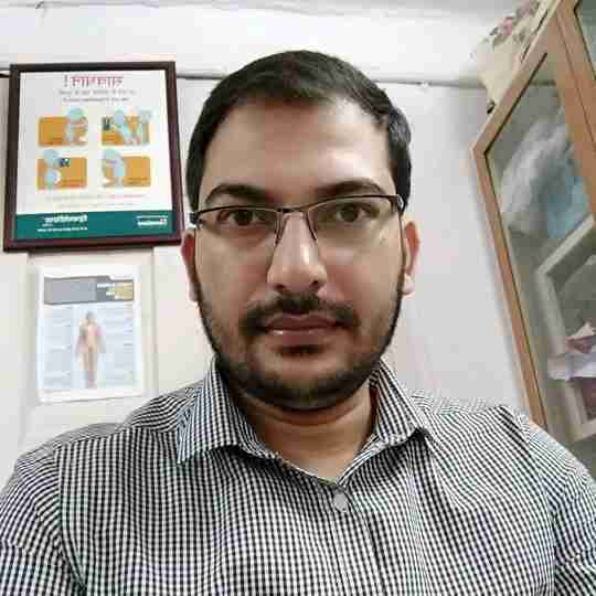 Dr. Vikas Nariyaal's profile on Curofy