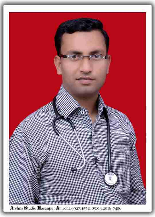 Dr. Naseem Ahmad's profile on Curofy