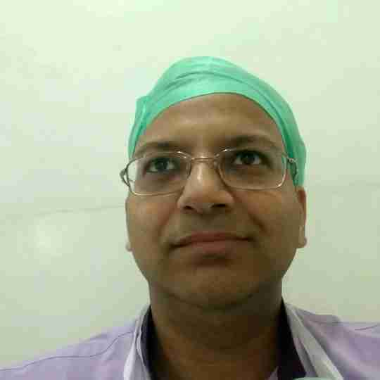 Dr. Pranav Gupta's profile on Curofy