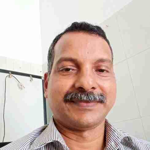 Dr. Shajimon C R's profile on Curofy