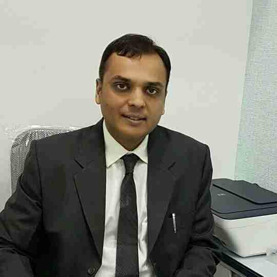 Dr. Gaurav Kadakia's profile on Curofy