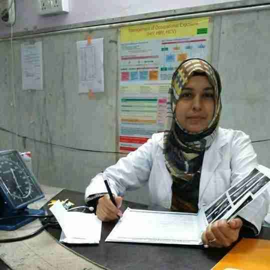 Dr. Niha Shamim's profile on Curofy