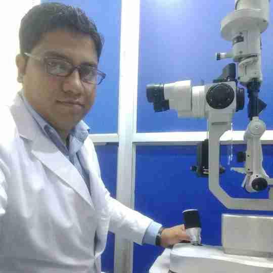 Dr. Suman Das's profile on Curofy