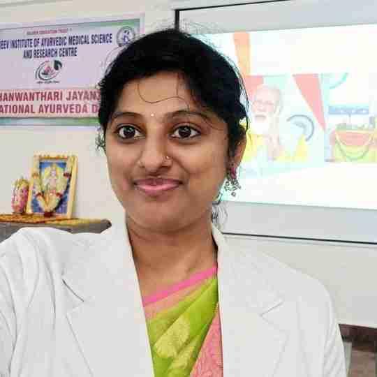 Dr. Ashwini Kumbar's profile on Curofy