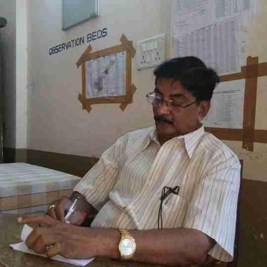 Dr. Drchaliki Srinivasarao's profile on Curofy