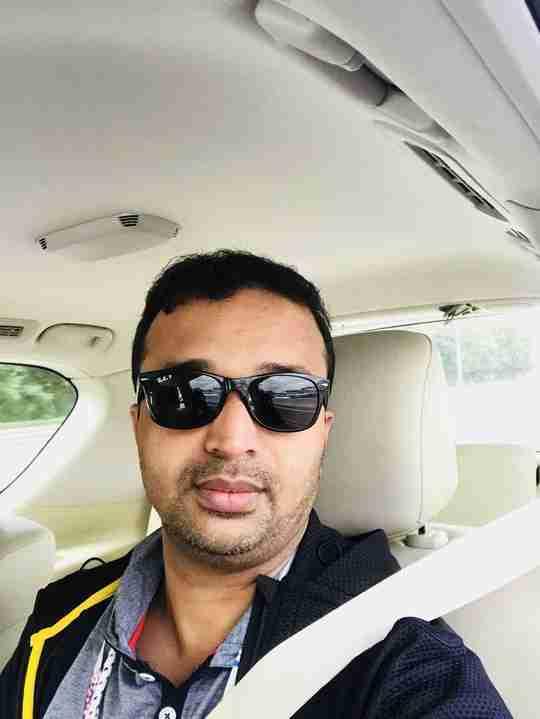 Dr. Suvendu Mishra's profile on Curofy
