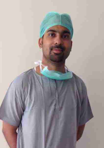 Dr. N Vinod Gandhi's profile on Curofy