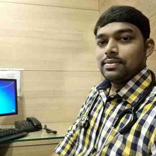 Dr. Kishore K's profile on Curofy