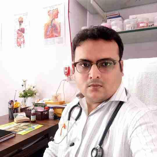 Dr. Ashish Tamboli's profile on Curofy