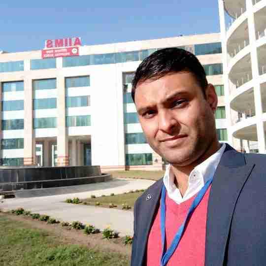 Dr. Amit Negi's profile on Curofy