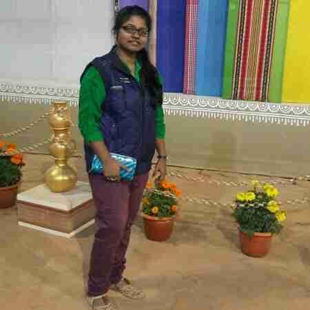 Purba Bhaumik's profile on Curofy