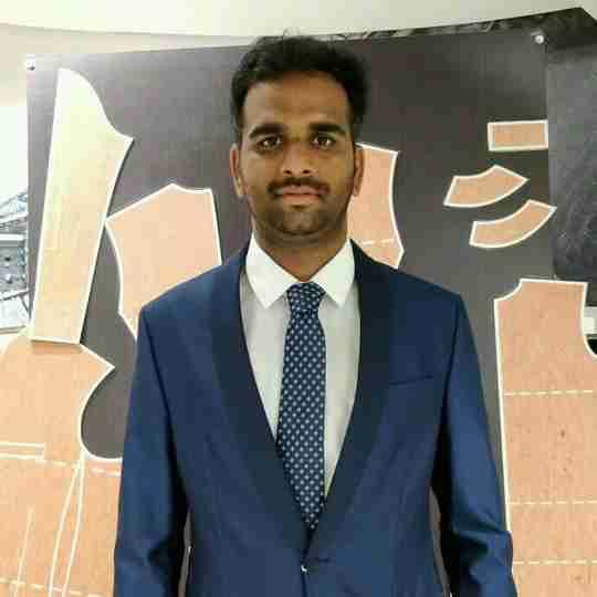 Dr. Saravanan Raja's profile on Curofy