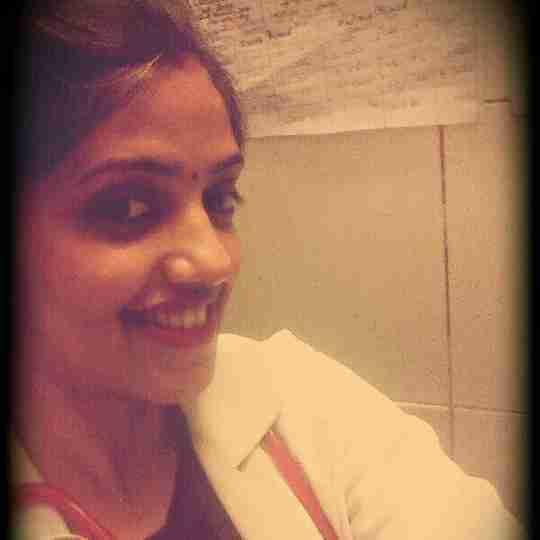Simran Arora's profile on Curofy