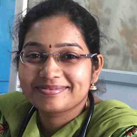 Dr. Saumya Himagirish's profile on Curofy