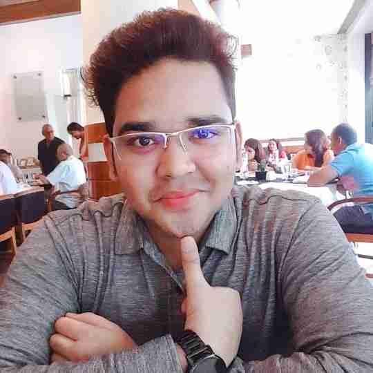Harsh Kumar's profile on Curofy