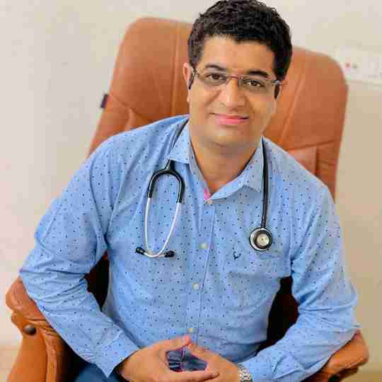 Dr. Kunal Behal's profile on Curofy