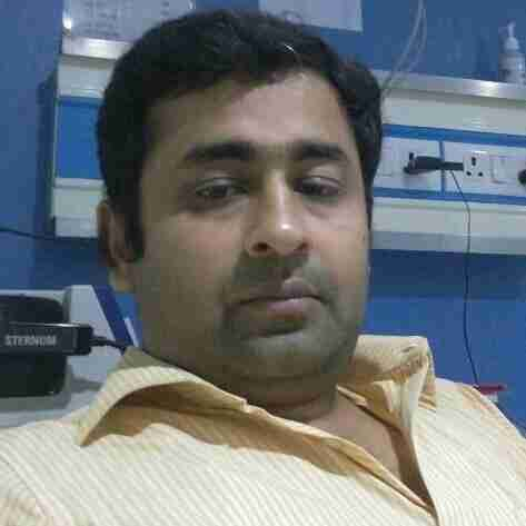 Dr. Ashish Kumar Jha's profile on Curofy