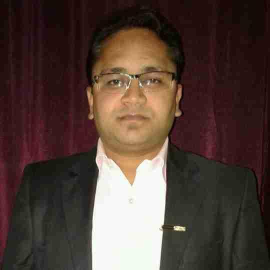 Dr. Sandeep Sahu's profile on Curofy