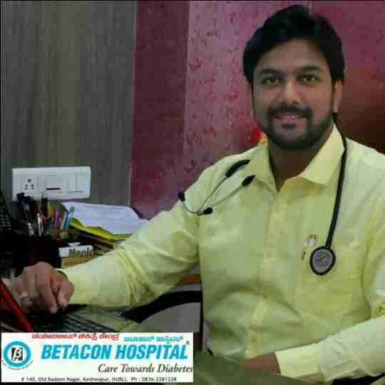 Dr. Pramod Gh's profile on Curofy