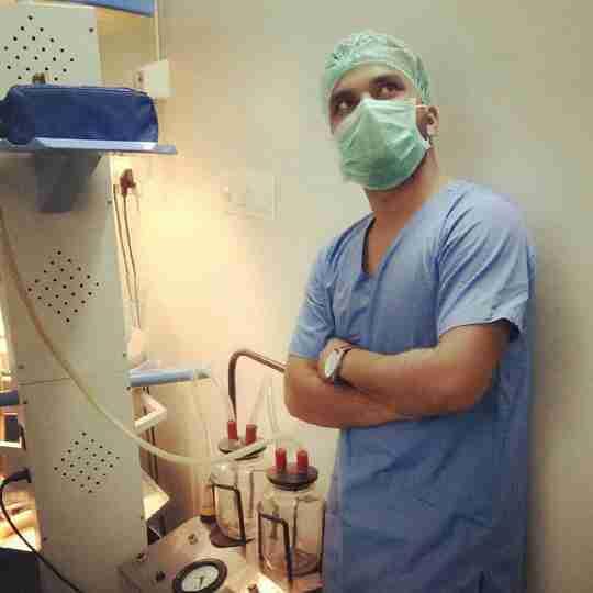 Dr. Rahish Khan's profile on Curofy
