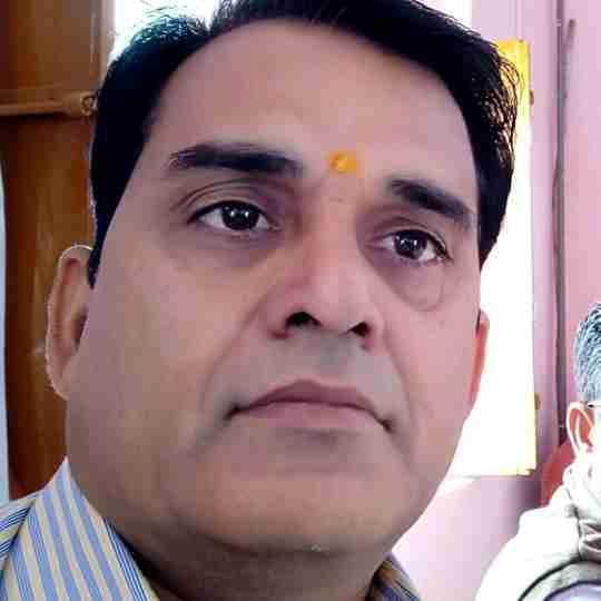 Dr. Vedprakash Kaushik's profile on Curofy