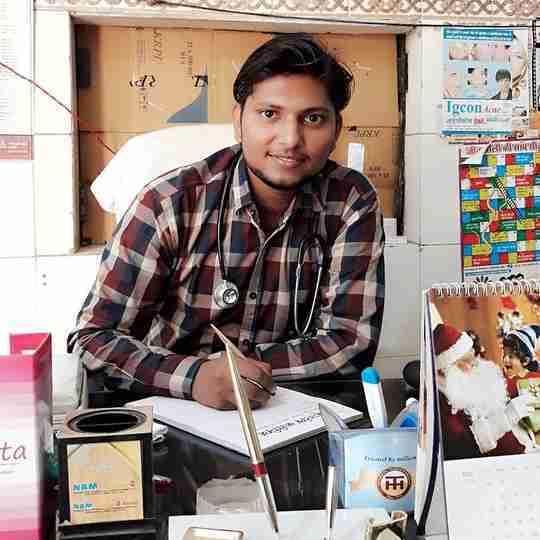 Dr. Prashant Rajput's profile on Curofy