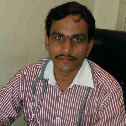 Dr. Shivarudrakumar Gaddada's profile on Curofy