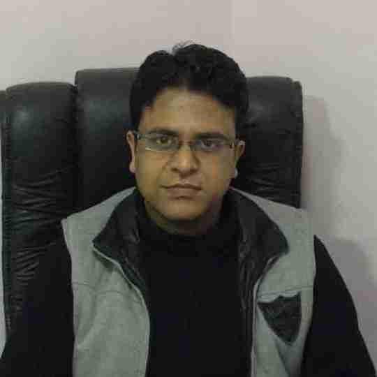 Dr. Arun Garg's profile on Curofy