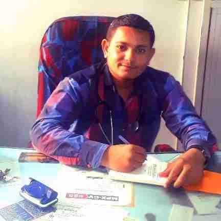 Dr. Hardik Solanki's profile on Curofy