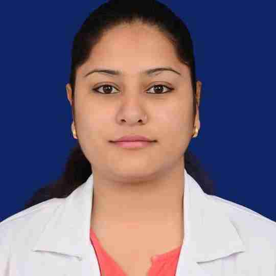 Dr. Kiran Sharma's profile on Curofy