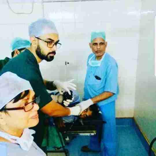 Dr. Bikrampreet Singh Gill's profile on Curofy