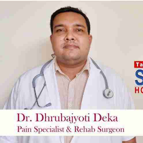 Dr. Dhrubajyoti Deka's profile on Curofy