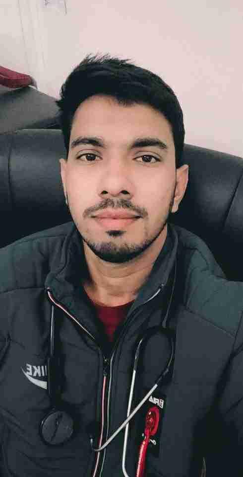 Dr. Satyam Patidar's profile on Curofy